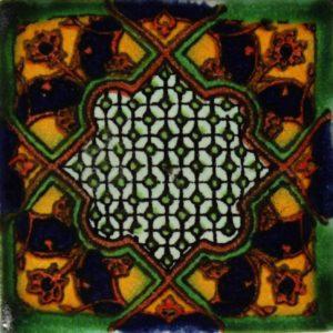 Mexican Talavera Tile – HAD020