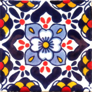 Mexican Talavera Tile – HAD022