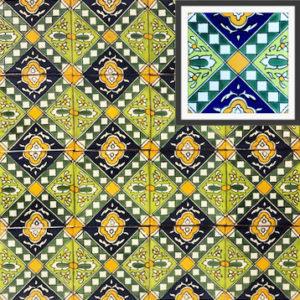 Mexican Talavera Tile – HAD036