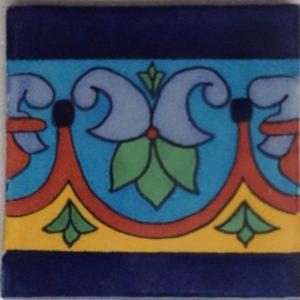 Mexican Talavera Tile – HAD038