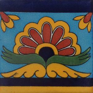 Mexican Talavera Tile – HAD039