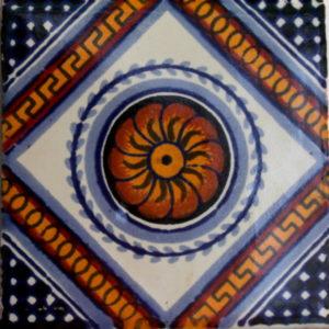 Mexican Talavera Tile – HAD060