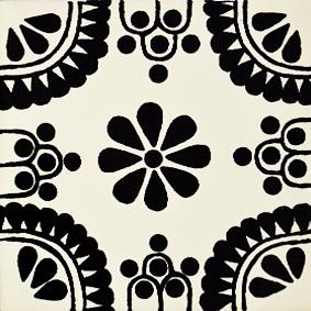 Mexican Talavera Tile – HAD061