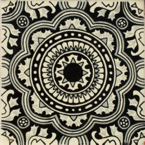 Mexican Talavera Tile – HAD065