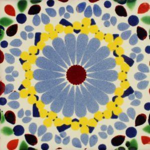 Mexican Talavera Tile – HAD080
