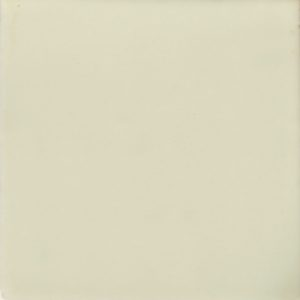 Mexican Talavera Tile – Plain Cream