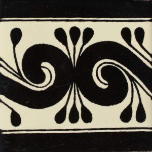 Mexican Talavera Tile - HAD068