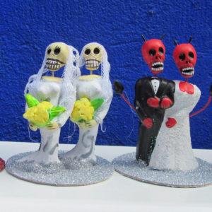 Wedding Resin Figures