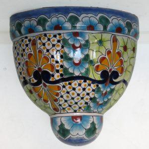 Ceramic Wall Pot - B