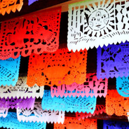 Papel Picado (New Stock Arriving Mid-January 2019)