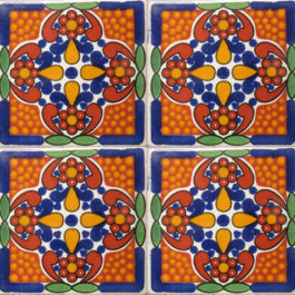 Mexican Talavera Tile - NEW 007