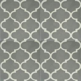 Encaustic Cement Tile – A635