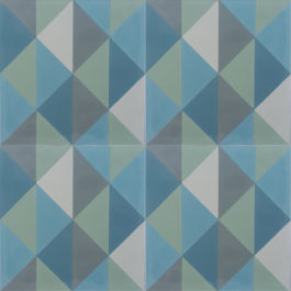 Encaustic Cement Tile – ZELLA