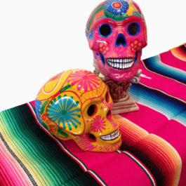 Ceramic Skulls