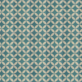 Encaustic Cement Tile A119-BLUE