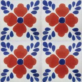 Mexican Talavera Tile – AZ 019