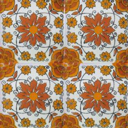 Mexican Talavera Tile – AZ 125