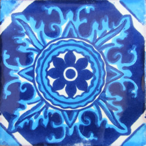 Mexican Talavera Tile – HAD 075 / AZ 191