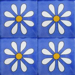 Mexican Talavera Tile - HAD084