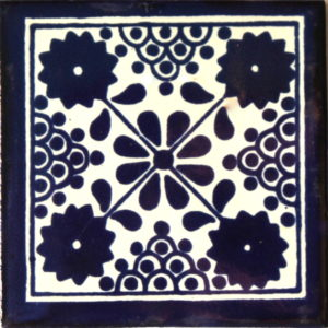 Mexican Talavera Tile – HAD006
