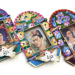 Painted Frida Niches