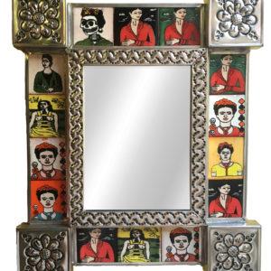 Tiled Mirror- Frida (14 Tiles)